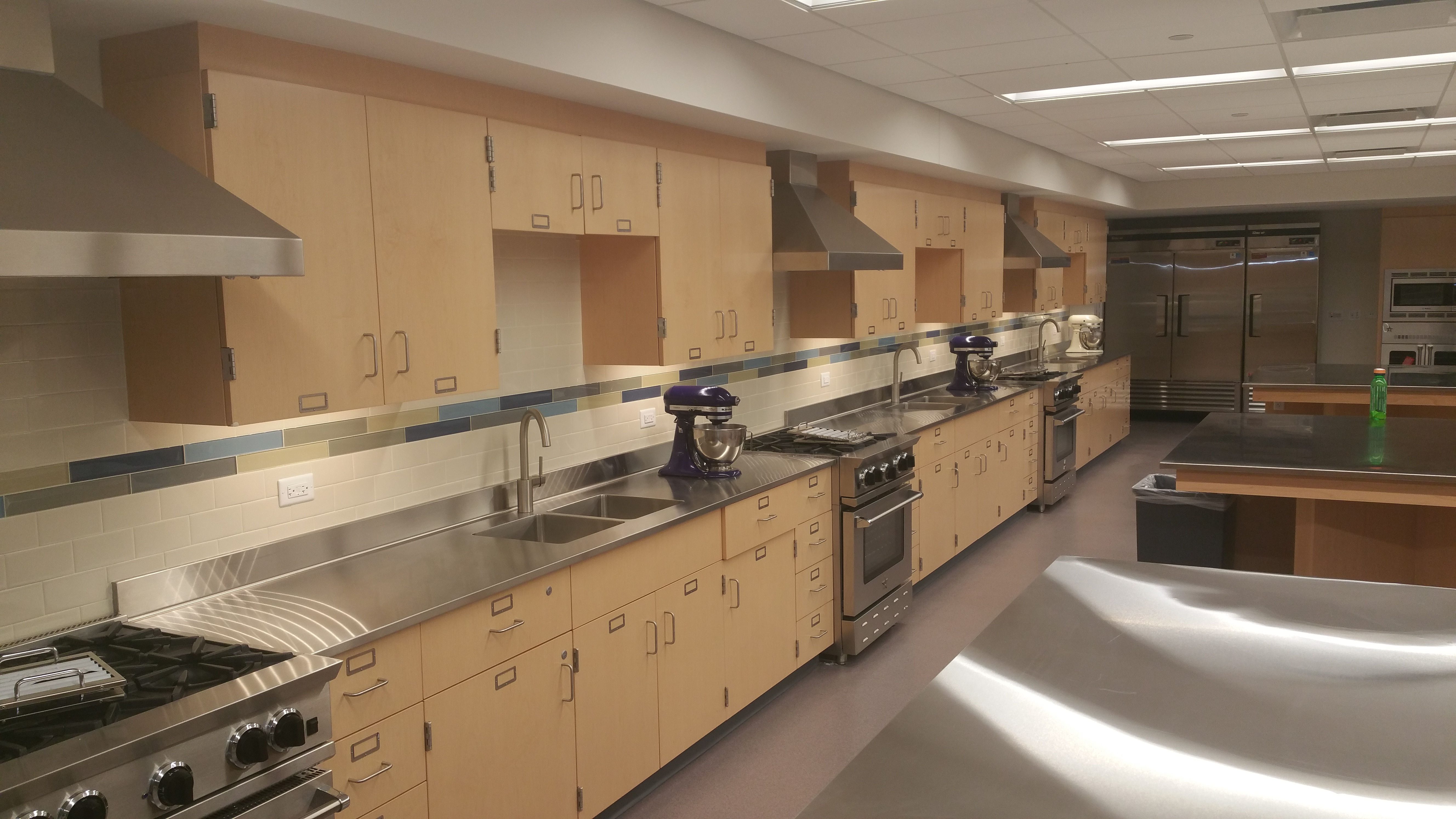Adlai E Stevenson High School Scott Laboratory Solutions